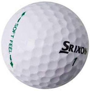 Srixon, Best Golf Balls for Slow Swing Speeds