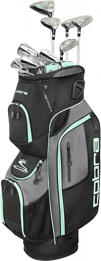 One of the Best Women's Golf Clubs for Intermediate Golfers