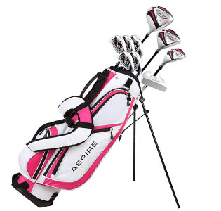 Women's Golf Clubs for Beginners